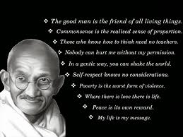 Gandhi Christianity Quotes Best Of Mahatma Gandhi Famous Quotes Managementdynamics