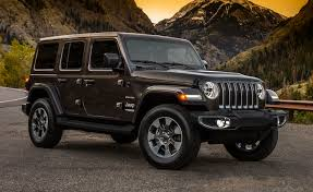 novo jeep 2018.  jeep these are the first photos of 2018 jeep wrangler with novo jeep