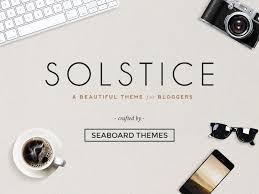 Solstice Wordpress Blog Theme By Seaboardthemes