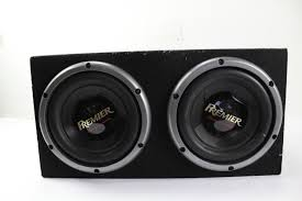 speakers in box. pioneer premiere speakers in box s