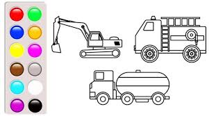 Truck Coloring Pages Elegant Free Truck Coloring Pages Giant Tours