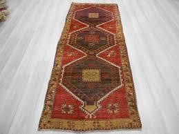 turkish vintage runner rug 8 8 x3 5 runner rug kitchen runner bohemian decor runner red rug hallway runner rug vintage tk30216