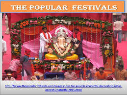 unique suggestions for ganesh chaturthi decoration ideas ganesh