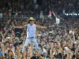 Kenny Chesney And Country Friends Play At Miller Park On