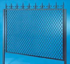 garden fence wire mesh metal