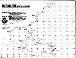 Hurricane Tracking Chart Hurricane Watch