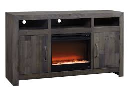 solid wood tv stand with fireplace. Ashley Signature Design MayflynLarge TV Stand With Fireplace Insert Intended Solid Wood Tv