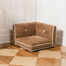 dog bed furniture. Shearling Corner Dog Bed Furniture