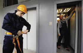 Контрольная вертикаль о проверке качества работы лифтов Ремонт лифта