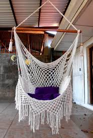 swing chair macrame special by hangandswing on