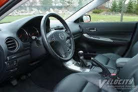 mazda 6 2004 interior. 2004 mazda mazda6 interior 6