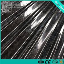 zinc steel roofing sheets weight galvanized corrugated sheets gi corrugated roof sheet
