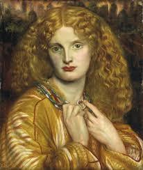 helen of troy 1863 dante gabriel rossetti