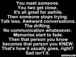 Losing Friendship Quotes | Great Quotes About Broken Friendships ... via Relatably.com