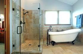 clawfoot bathtub shower claw foot tub shower enclosures tub bathroom designs glamorous tub clawfoot bathtub shower