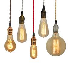 pendant lighting edison bulb. custom pendant light edison and nostalgic bulbs design your own lighting bulb h