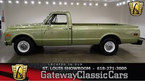 Gateway Classic Cars St. Louis Showroom Stock #6521 1971 C20 ...