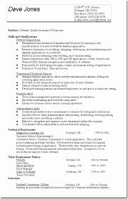 Quality Assurance Resume Objective Sample Quality Control Inspector Resume Lovely Quality assurance 16