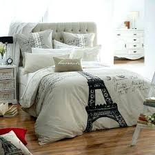 eiffel tower bedding tower bedding set via stylish eve on eiffel tower bedding set full eiffel