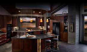 dark wood kitchen cabinets with black appliances luxury tips for choosing a kitchen appliance color
