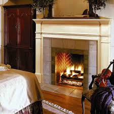 56 windsor unfinished fireplace mantel by pearl mantels
