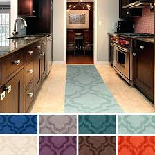 kitchen runner rugs this picture here long kitchen runner mats