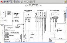 1991 toyota pickup fuel pump wiring diagram wiring diagram toyota 4runner wiring diagram diagrams