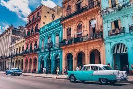 route tijdens je fietsreis door Cuba