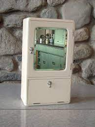 1930s 1940s 1950s vintage bathroom