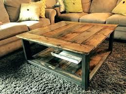 rustic coffee table ideas homemade e es simple farmhouse farm on decorations