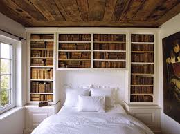 bedroom rustic wall shelves for bedroom with rectangle white painted wood headboard also white comfortable