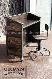 metal and wood furniture. Reception Desk 48 1.jpg Metal And Wood Furniture