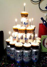 Cupcakes Your Mans Favorite Beer Cute Idea For My Husbands 30th