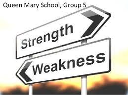 5 Strengths And Weaknesses Strengths And Weaknesses