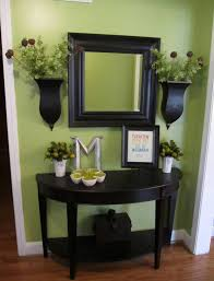 37 Best Entry Table Ideas (Decorations And Designs) For 2017 With Regard To  Entryway