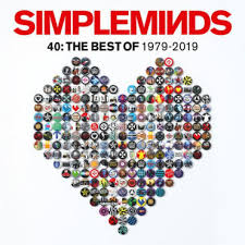 <b>Simple Minds</b> - <b>Forty</b>: The Best Of Simple Minds 1979-2019 - CD ...
