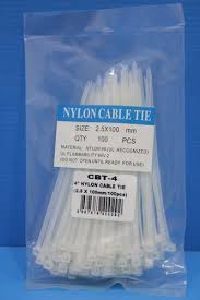 Cable Tie Or Winding Strips 100 Mm Cable Tie Manufacturer