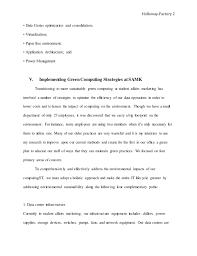 independent research project green and sustainable computing for sys   9