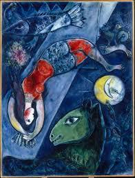 marc chagall colour my world canadian art