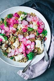 Luise Green Kitchen Stories Green Kitchen Stories A Mediterranean Five Grain Rainbow Salad