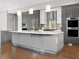 Image result for light and dark grey kitchen