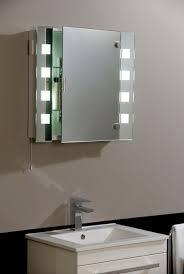 bathroom medicine cabinets with mirror. Great Bathroom Medicine Cabinets With Mirrors And Lights Strasser. Mirror