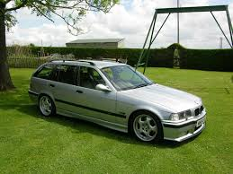 BMW 3 Series 1998 bmw 3 series : 1998 Bmw 3 series touring (e36) – pictures, information and specs ...