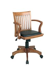 desk chairs wood swivel desk chair uk home office white old wood swivel desk chair