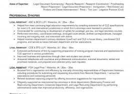 Sample Paralegal Resume Free Download Sample Paralegal Student ...