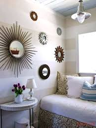 inspiring wall mirror decor ideas for living room square of concept and clock trends