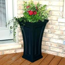 tall outdoor pots melbourne decorative garden for plants classy planter tall ceramic outdoor pots
