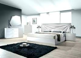 modern white bed – ipervola.co