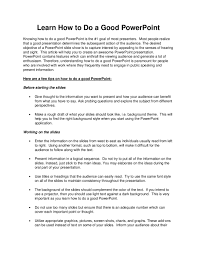 how to do a good powerpoint by rusty mcguire issuu