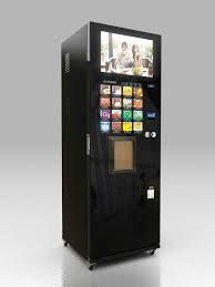 Coffee Bean Vending Machine Cool LCD Display Bean Coffee Vending Machine F48 LEVENDING China